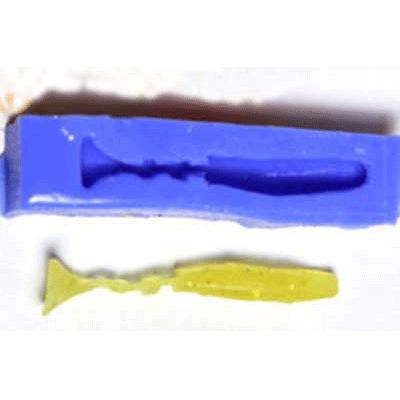 jiggform rtv silicon örjansfiske