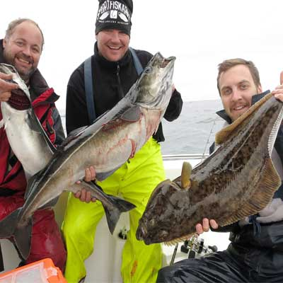 fiskeresa örjansfiske vaeröy