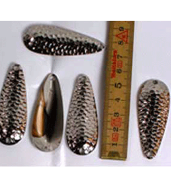 drag hamer 5 cm örjans fiske