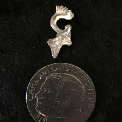 litet huvud articart pin örjansfiske