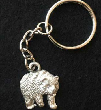 björn nyckelring smycke articart örjansfiske