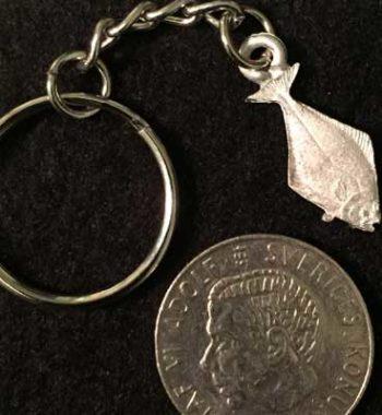 Hälle nyckelring smycke articart örjansfiske