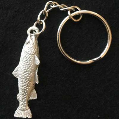 öring5 nyckelknippa smycke arcticart örjansfiske