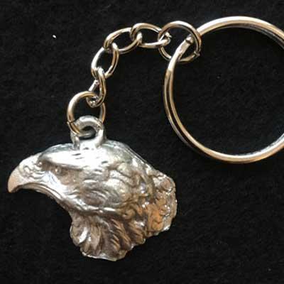 örnhuvud smycke articart örjansfiske