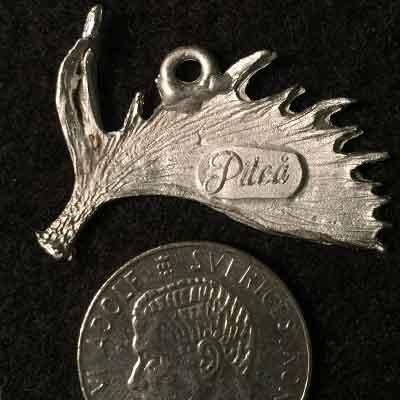 Älghorn Piteå smycke atcticart örjansfiske