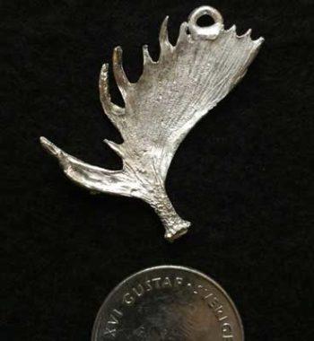 Älghorn tennsmycke smycke örjansfiske