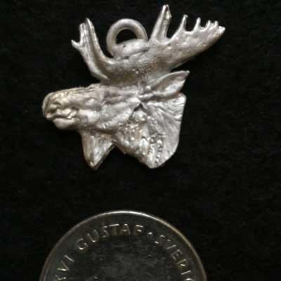 Älghuvud2 smycke örjans fiske