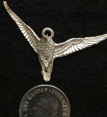 flygande falk smycke örjans fsike