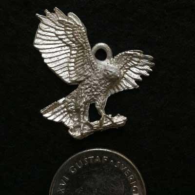 flygandeörn smycke articart örjans fiske