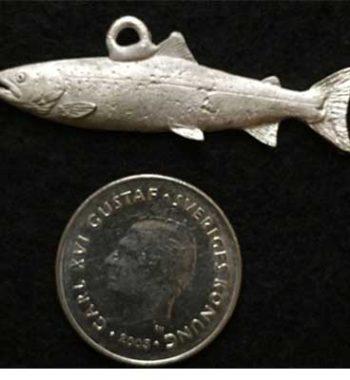lax smycke articarts örjansfiske