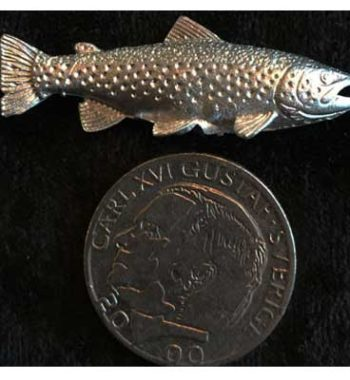 Pin öring snyggöring örjansfiske