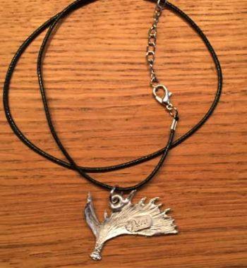 halsband älghorn piteå tennsmycke arcticart arcticarts örjansfiske
