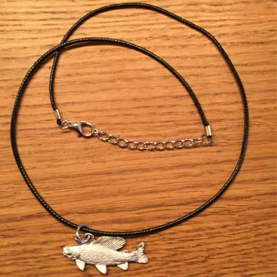 halsband harr tennsmycke arcticart arcticarts örjansfiske