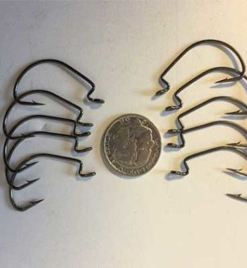 offsetkrok 4-0 wormhooks örjansfiske