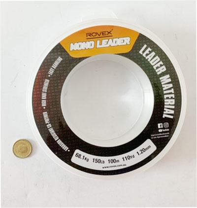 1,2 mm nylonlina till havsfiske tackel