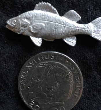 abborre pins Örjans fiske