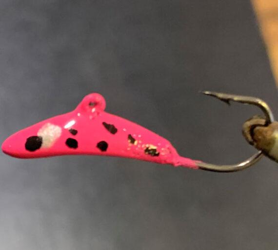 banan mormyska balanspirk röd/vit silv blå balanspirk öring sil regnbåge röding abborre örjans fiske