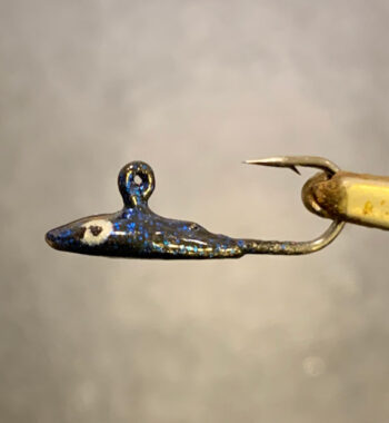 liten mormyska balanspirk röd/vit silv blå balanspirk öring sil regnbåge röding abborre örjans fiske
