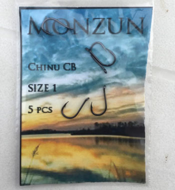 chinu stl 1 japansk kemvässad krok örjansfiske piteå