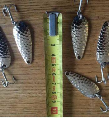 skeddrag 4cm hammer örjansfiske piteå