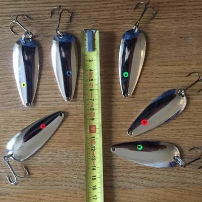 skeddrag7cm 5st örjansfiske piteå