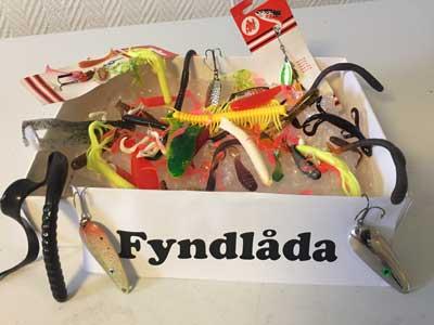 fyndlåda slumpsats örjans fiske Piteå