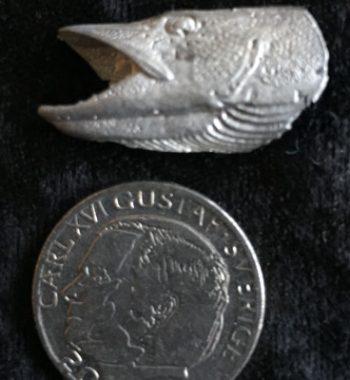 gaddhuvud pin örjans fiske