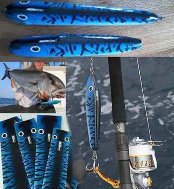 jigskinz blue mackerel örjans fiske Piteå