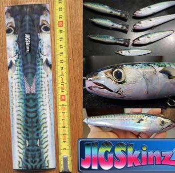jigskinz makrill Örjans fiske Piteå