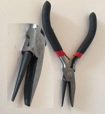 konkav tång wiretång göra öglor örjansfiske piteå