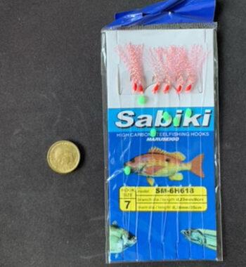 havsfiske tackel häckla till sej och torsk