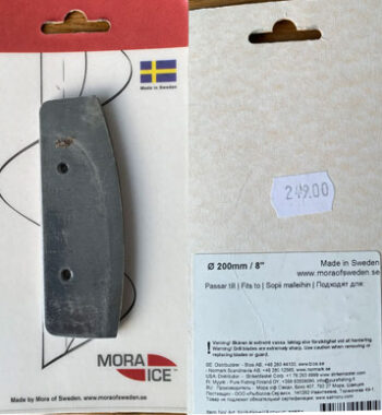Mora borrskär 200 mm