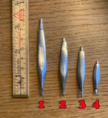 glidpirk 65mm silver, glidande vinterpirk, glidpirk med tafs, glidpirk med mormyska örjansfiske piteå